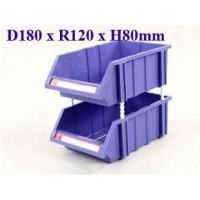 Plastic box for tools 716