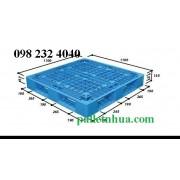 Pallet nhựa 1100x1100mmx150mm