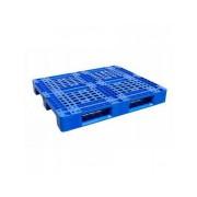 Pallet nhựa lõi sắt 1200x1000mm (tải động-tải tĩnh: 2-5 tấn)