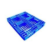 Pallet nhựa 1200x1000mm (tải động-tải tĩnh: 0.6-2.4 tấn)