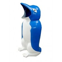 Dustbin penguins