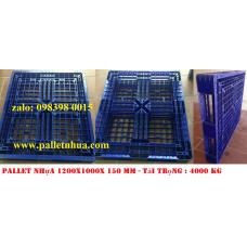 Pallet 1200x1000x150 - 4 tấn