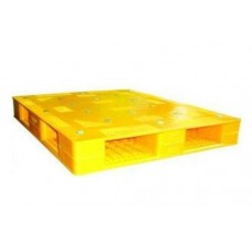 Pallet nhựa hai mặt 1200x1000mm (tải động- tải tĩnh: 1.5 - 5 tấn)